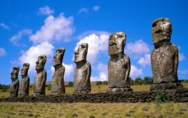 chile-easter Island